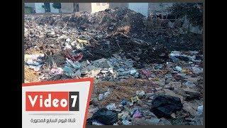 اضبط مخالفة ..تلوث مياه الشرب ببعض قرى الزقازيق بالصرف الصحى