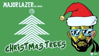 Major Lazer - Christmas Trees (feat. Protoje)