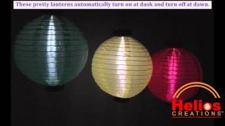 Chinese Lanterns - Lantern Lighting