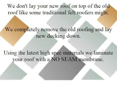 Flat Roof | Repairs | Roofing Contractors | Poole ...