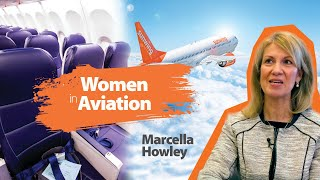 Women In Aviation - Marcella Howley, VP of Inflight Operations