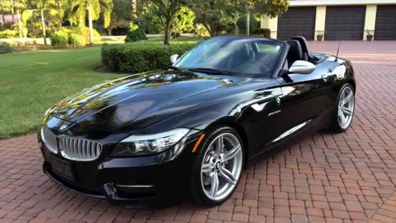 Sold 2014 Bmw Z4 Sdrive35is For Sale By Autohaus Of Naples Autohausnaples Com Youtube