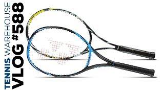 Sneak Peek New Extended Yonex Racquets + Bosworth Classics -- VLOG #588
