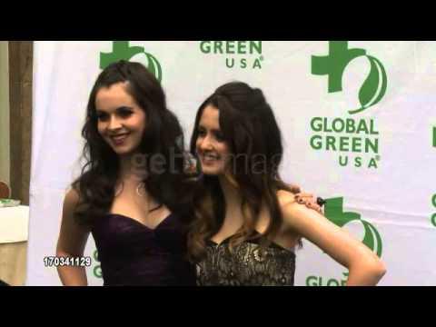 Laura Marano: June 8th - Global Green USA's Annual Millennium Awards