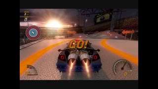 Flatout Ultimate Carnage Stunt Curling