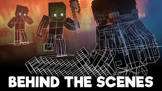 Songs of War: Episode 3 BEHIND THE SCENES (Minecraft Animation Series)