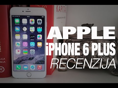 Apple iPhone 6 Plus Recenzija