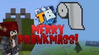 Merry Prankmass! Truly Bedrock SMP | Season 1