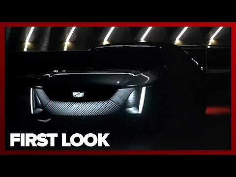 Cadillac Celestiq: GM teases the all-electric, ultra luxury future