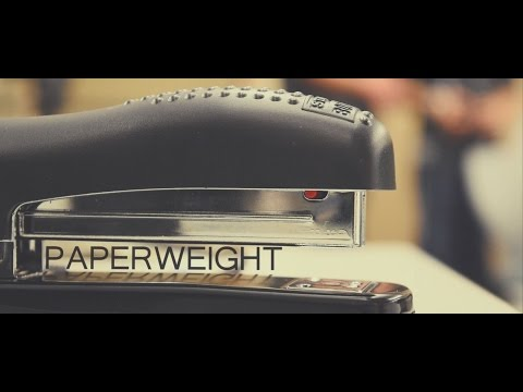 Paperweight | MMEA 7 Day Film Challenge