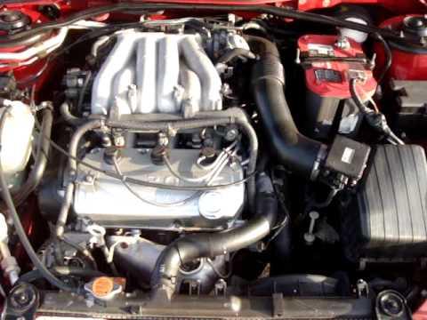 2001 Mitsubishi Eclipse Spider GT V6 - YouTube