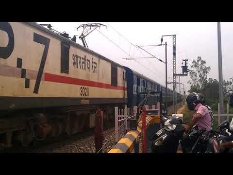 IRFCA 54532 Kalka Ambala Unreversed Passenger