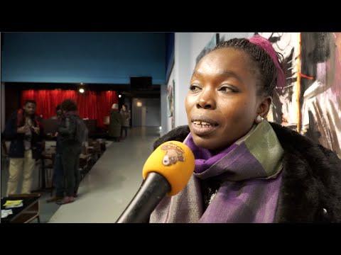 Fatou DIOME à Bruxelles Rencontre littéraire  Vidéo reportage