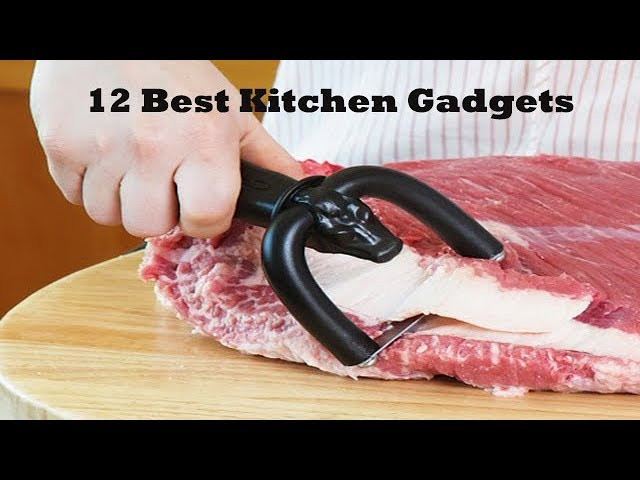 12 Best Kitchen Gadgets You Must Have