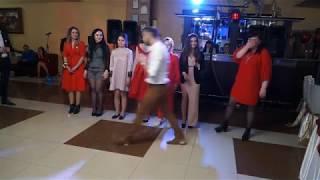 Прикольный конкурс на свадьбе девушки в армии Свадьба 2018 Алина Алексей