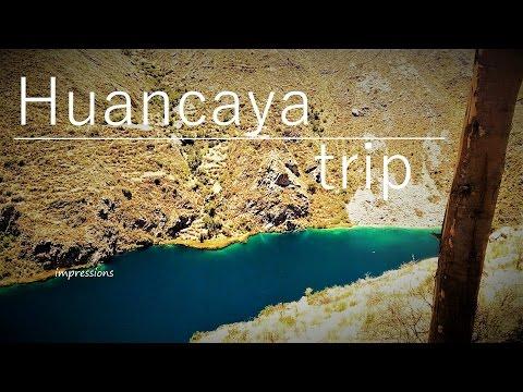 Trip to Huancaya (Peru) [impressions]