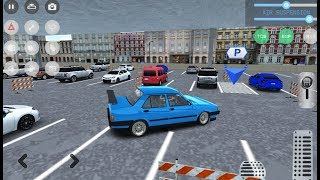 Car Parking and Driving Simulator - #cargames Car Gameplay Android  FHD