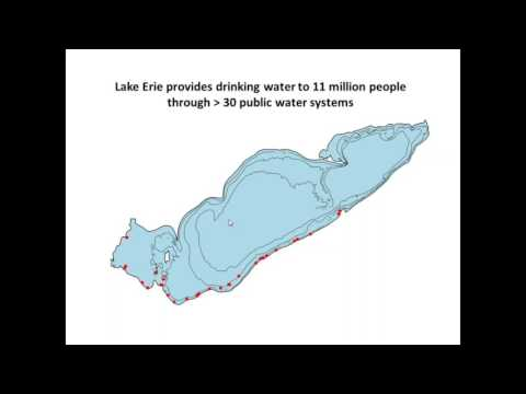 Great Lakes Seminar Series, Mark Rowe, Looking at Lake Erie Hypoxia