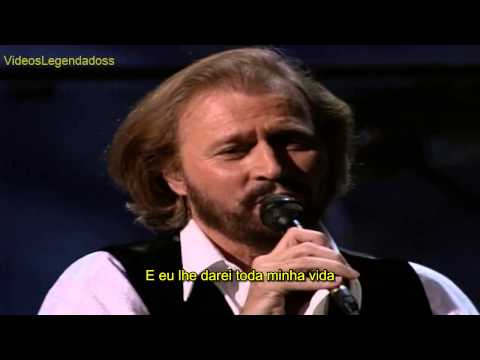 Bee Gees - Words (One Night Only 1997) HD Legendado