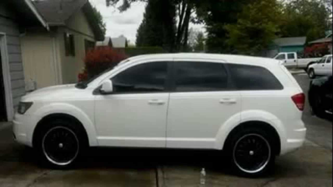 Dodge Journey 2009 White 2 New Car Videos