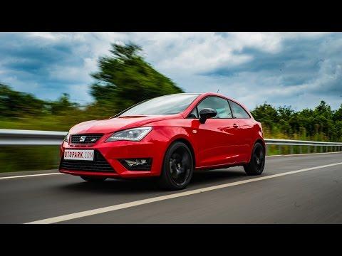 TEST | Seat Ibiza Cupra 1.8 TSI [English Subtitled]