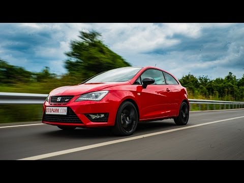 TEST | Seat Ibiza Cupra 1.8 TSI [English Subtitled]