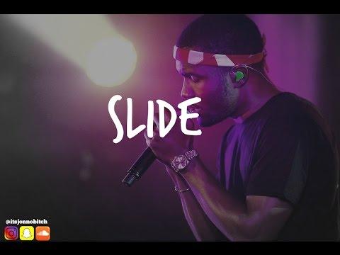 [FREE] Calvin Harris Feat. Frank Ocean - Slide | Slow Jam Type Beat