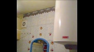 видео Крепление водонагревателя к стене: технология