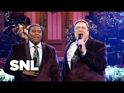 Monologue: John Goodman Sings a Christmas Song - SNL