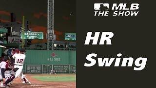 Mlb 15 The Show - Hr Swing