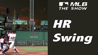 MLB 15 The Show - HR Swing