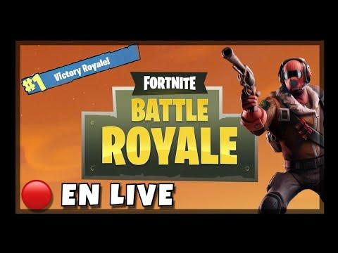 [FR/LIVE] Fortnite live abonné go 300abo