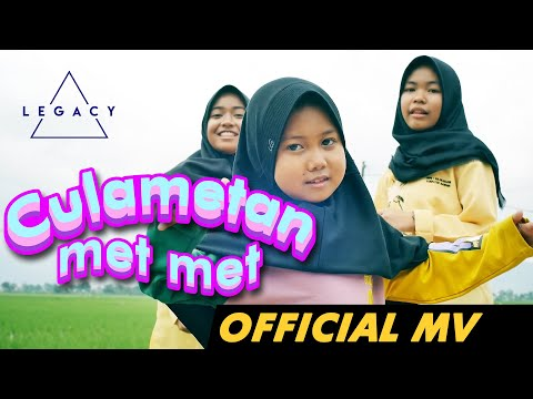 Risa Culametan - Culametan Met Met (Official Music Video) | #Culametanmetmet
