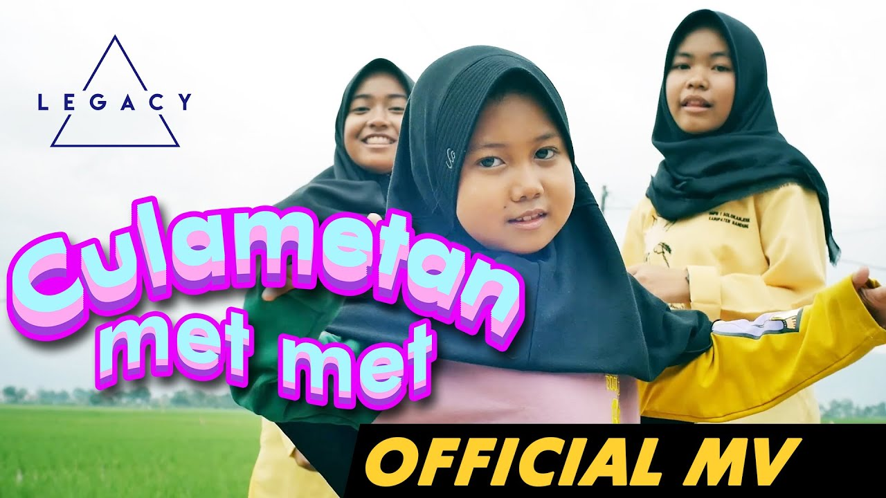 Risa Culametan - Culametan Met Met (Official Music Video) | #Culametanmetmet