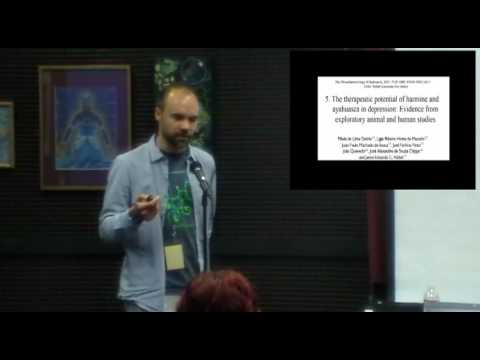 Brian Anderson, MSc, MD cand.: Classifying Ayahuasca