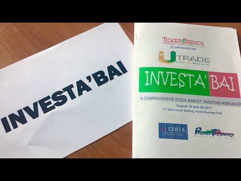 INVESTABAI! Comprehensive Stock Market Investing Workshop [vlog04]