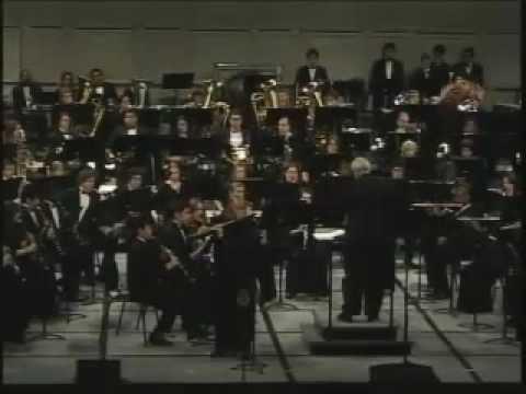 VanderCook College of Music Symphonic Band: LA CHASSE