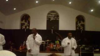 DARRELL MCFADDEN AND THE DISCIPLES ... BE READY...LABOR DAY 2009