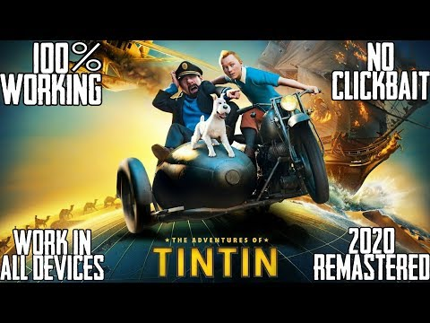 The Adventures Of Tintin | Remastered 2020 | Working In All Devices
