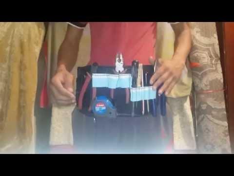 Сумки, ремни и пояса для инструментов ручных и