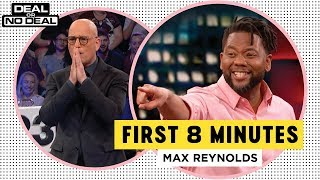 Full Opening - Max Reynolds Goes For The Million | Deal Or No Deal