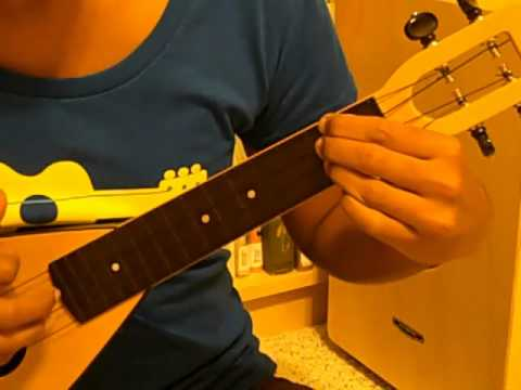 Sing! Skinnamarink and uke tutorial - YouTube