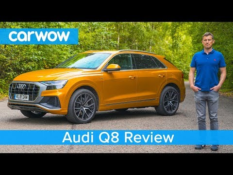 Audi Q8 SUV 2019 in depth review carwow Reviews