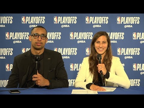 Melissa Rohlin and Logan Murdock discuss KD's quite 32-point night