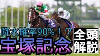 宝塚記念 2020 当日全頭解説