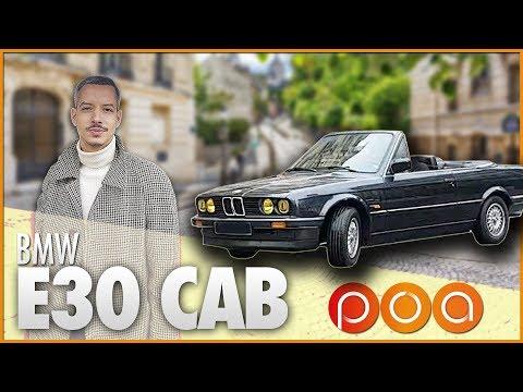 🚗 BMW E30 CAB : On décapote sous la pluie ?