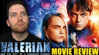 Valerian and the City of a Thousand Planets – Movie Review