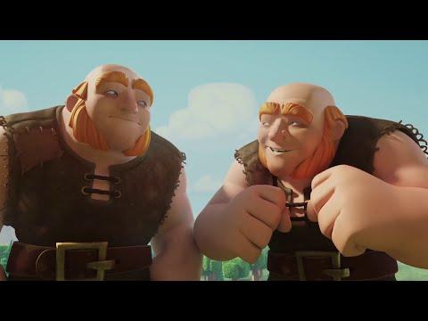 Clash Of Clans  Revenge Official Super Bowl TV Commercial
