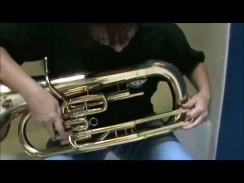 How to clean your euphonium