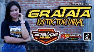 Dj Viral Trending Gratatata Patata Tiktok Remix Terbaru Full Bass 2021 69 Project Feat Yeyen Novita